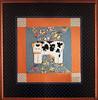 1989 Cow in the Clover mini
