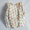 Q22 Pretty Puddle Ducks Tote