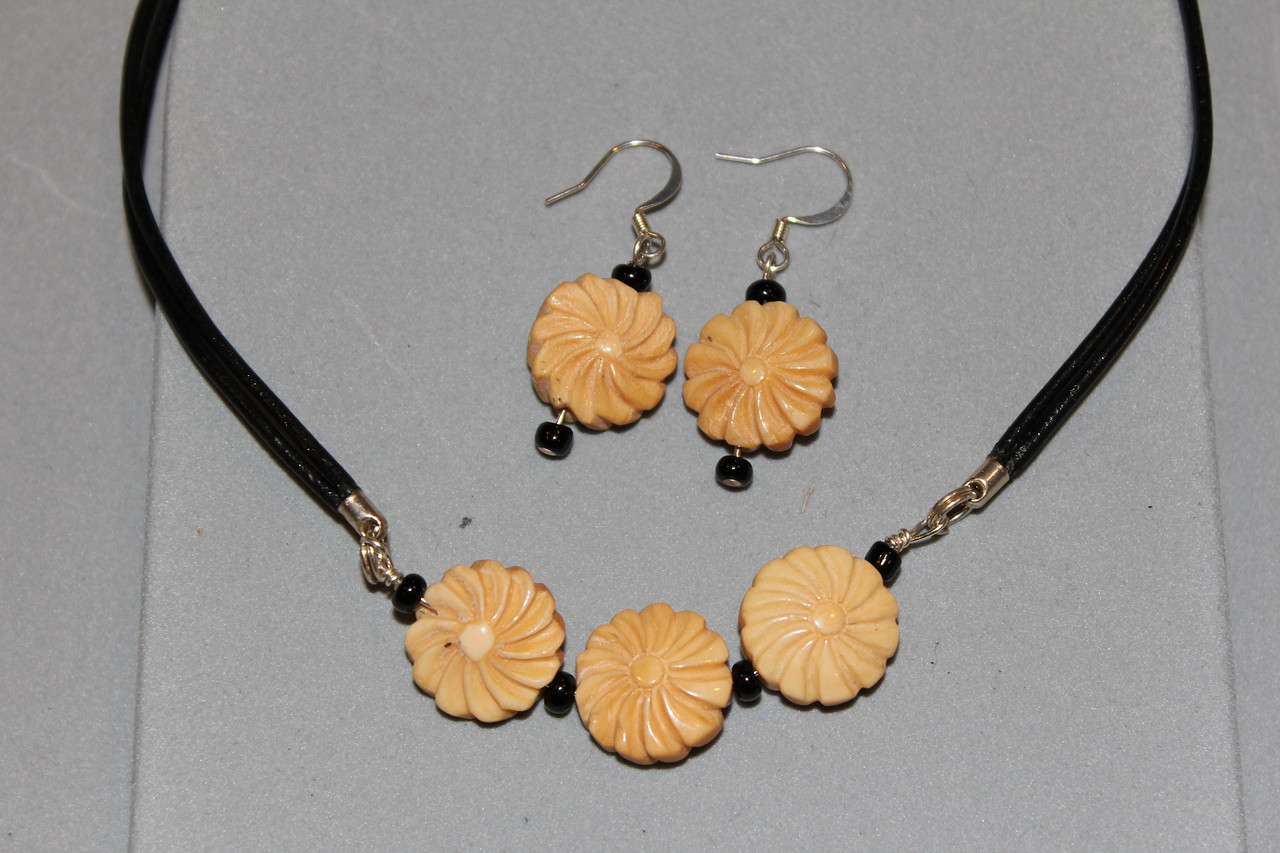 Necklace Set (2) - SOLD