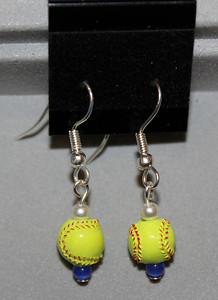 Sportball Earring (7)