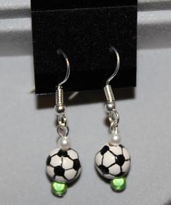 Sportball Earring (6)