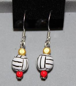 Sportball Earring (1)