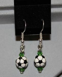 Sportball Earring (9)