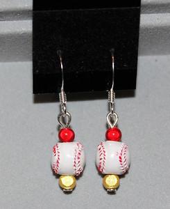 Sportball Earring (3)
