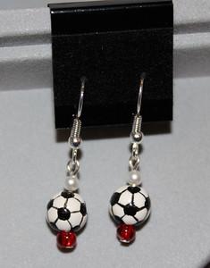 Sportball Earring (4)