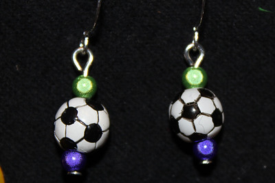 Sportball Earring (15)