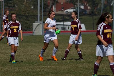 MRJV Girls vs Brunswick