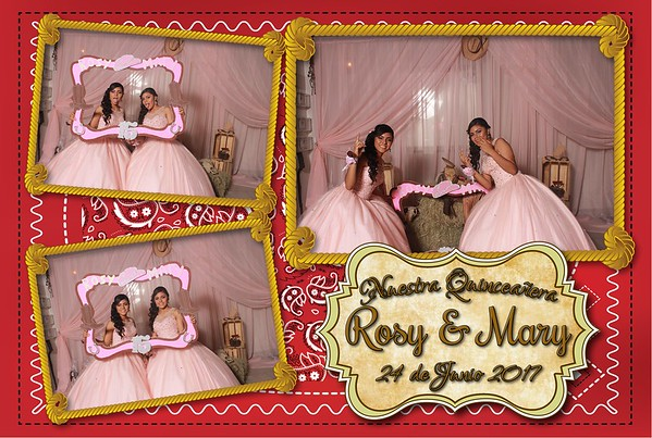 Rosy & Mary Quinceanera