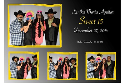 Lenika's Photo Booth