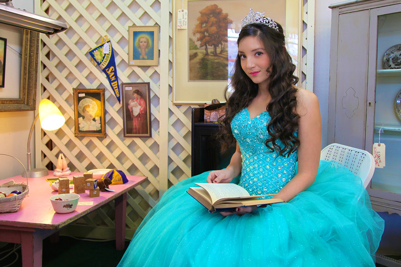 Quinceanera and Sweet 16 photography by Pat Fontes