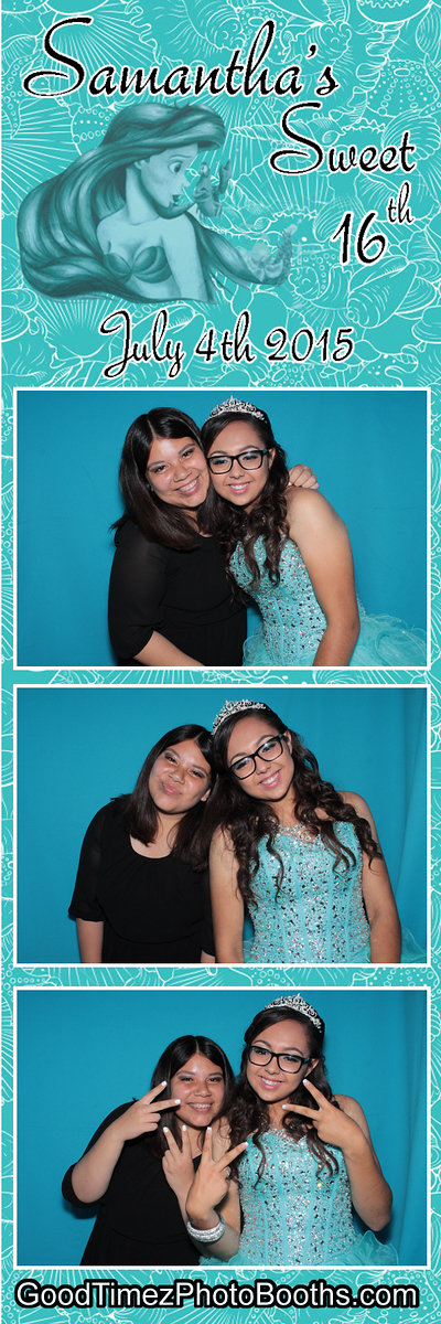 Samantha's Sweet 16