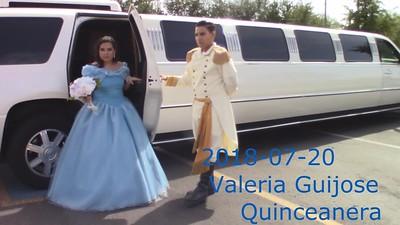 Valeria Guijose--Quinceanera