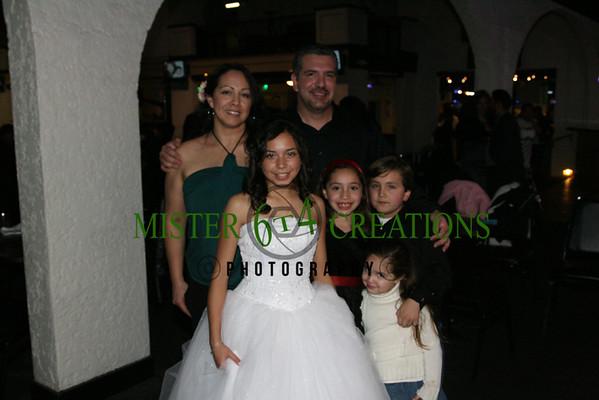 Alexis Marie Marquez - December 12, 2009
