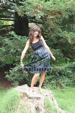Gabriella Jacinto Pre-Quince Shoot - July 12, 2010