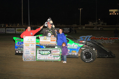 Chad Simpson Makes It Two for Two in Clash for Cash at Quincy