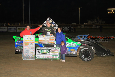 Chad Simpson Sweeps Clash for Cash