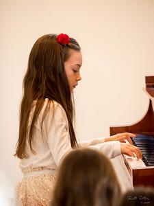 2016 - Molly's Book One Recital