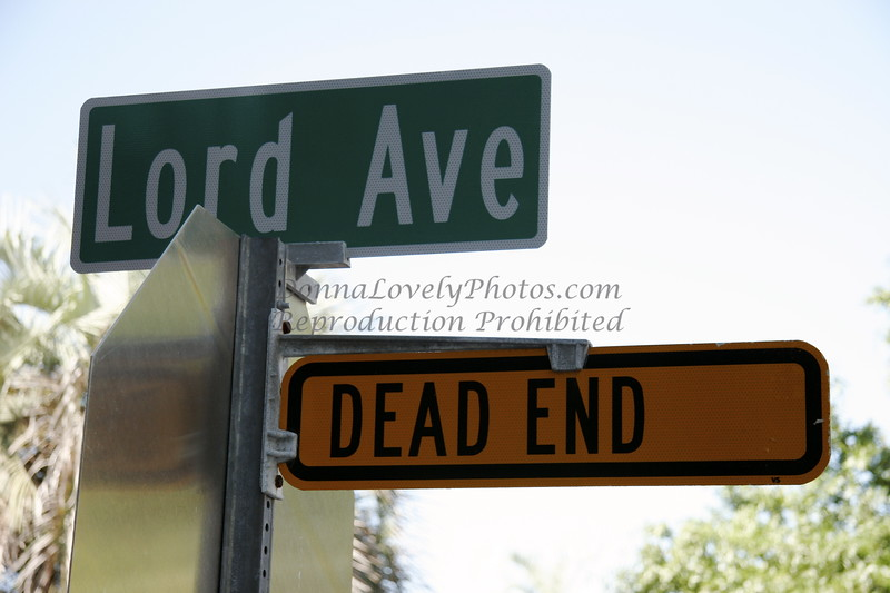 Oh, Lord. It's a Dead End