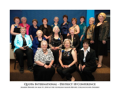 Quota International District 18 Conference 12