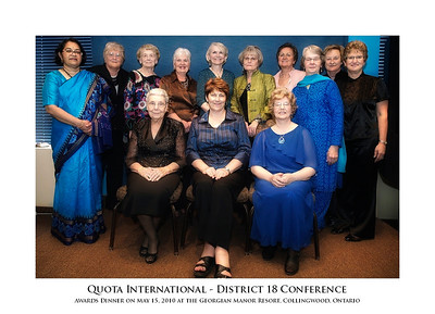 Quota International District 18 Conference 1