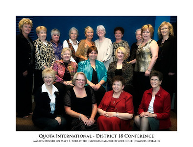 Quota International District 18 Conference 4