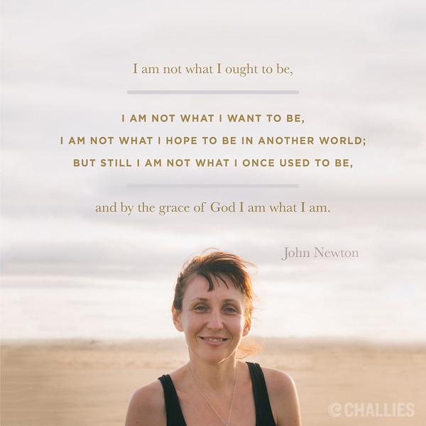 John Newton on Grace