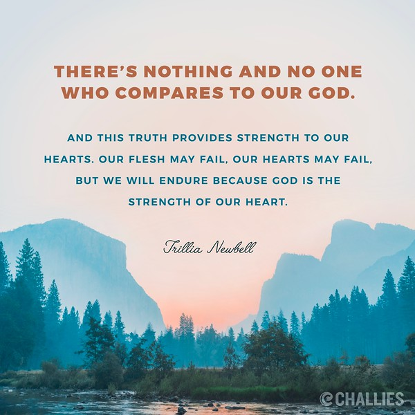 Trillia Newbell on the Heart