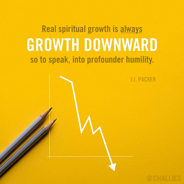 J.I. Packer on Growth