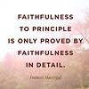 Frances Havergal on Faithfulness