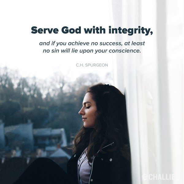 C.H Spurgeon on Serving God