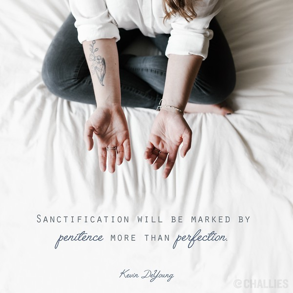 Kevin DeYoung on the Sanctification