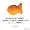 J.A. Medders on Faith