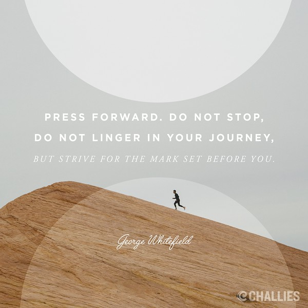 George Whitefield on the Journey