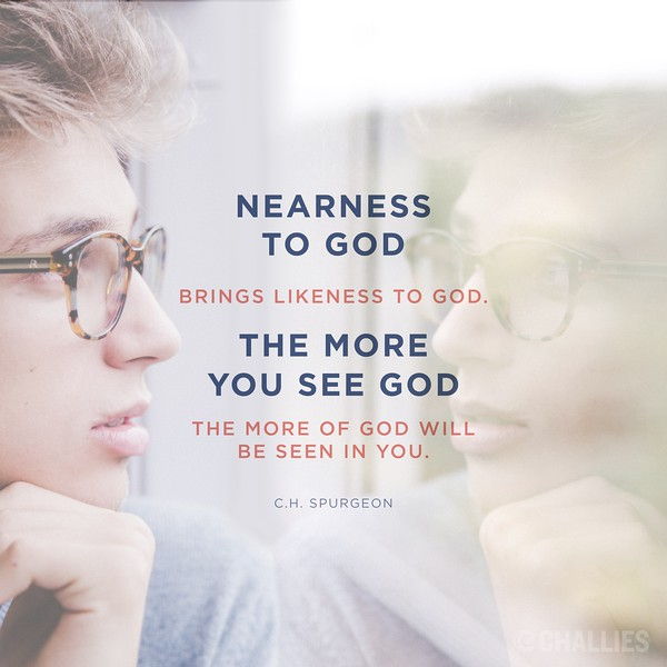 C.H. Spurgeon on Nearness