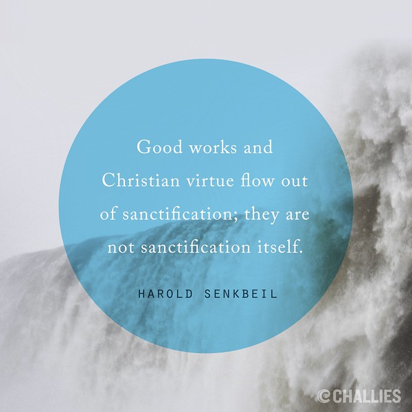 Harold Senkbeil on Sanctification