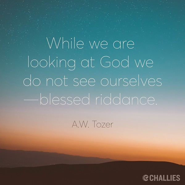 A.W. Tozer on Humility