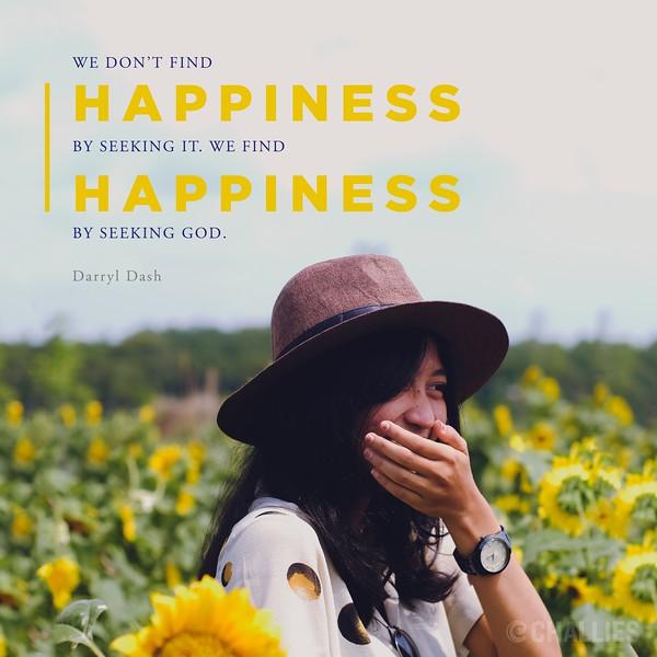 Darryl Dash on Happiness