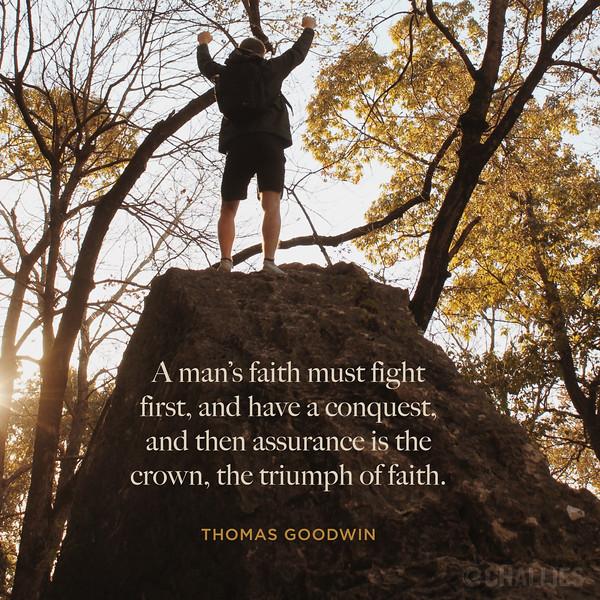 Thomas Goodwin on Faith