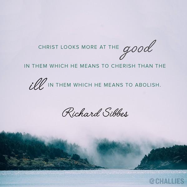 Richard Sibbes on Christ