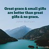 John Bunyan on Grace