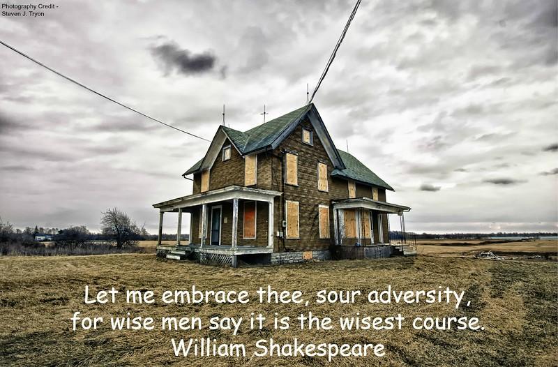 Standing Through Adversity