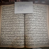 A Quran Exhibition is on display at the Billerica Public Library. SUN/Caley McGuane