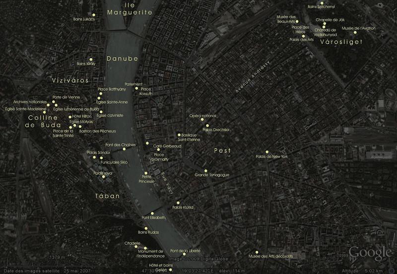 Plan de Budapest