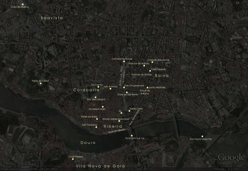 Plan de Porto