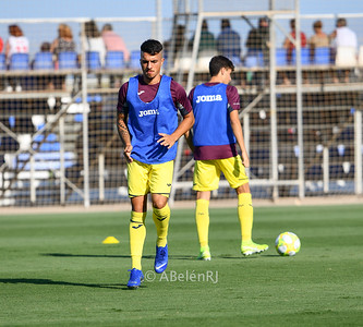 R. Murcia vs Villarreal B