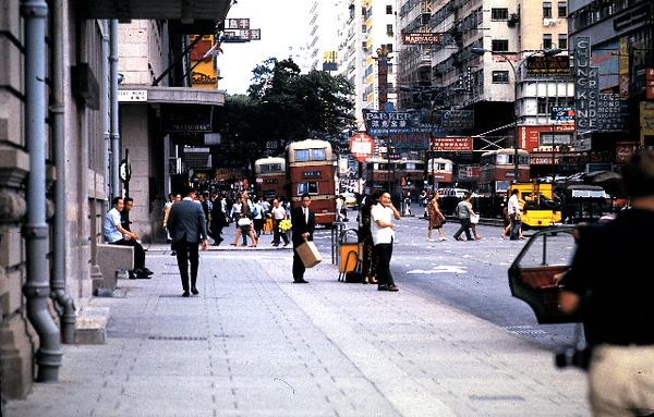 Downtown Kowloon