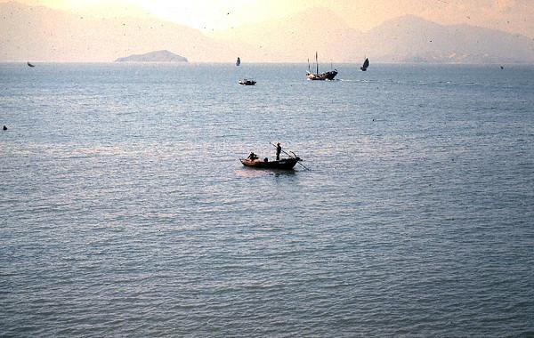 Fishing Boats ala Vietnam