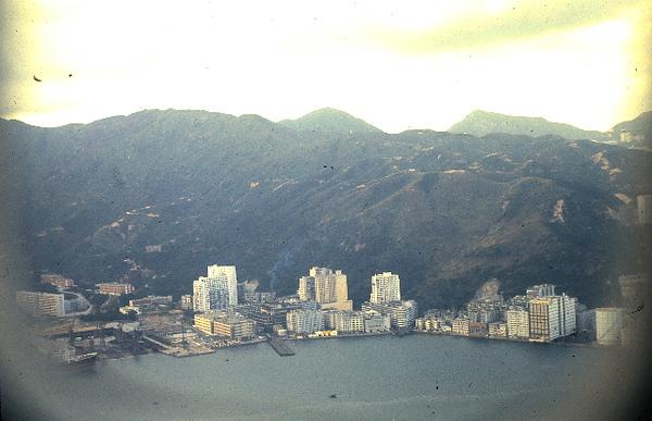 Leaving Hong Kong for DaNang