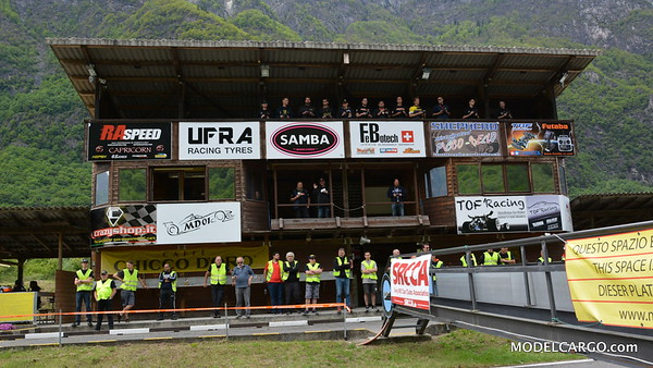 EC Warm up 2017 Lostallo