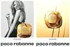PACO RABANNE Lady Million Eau de Parfum 2017 Spain <br /> (recto-verso with scent sticker handbag size format)